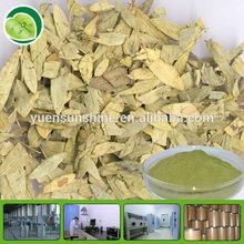 senna leaf extract powder :sennoside A+B Spec. 10%-20%