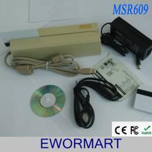 Hico magnetic card reader / writer msr 609 beyond msr606 msr206
