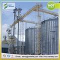 Ondulado galvanizado fazenda de armazenamento de grãos Vertical Silos