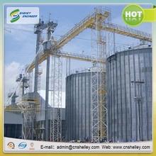 Galvanized Corrugated Farm Grain Storage Vertical Silos