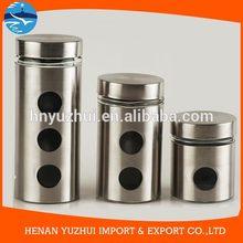 glass airtight storages jars,glass herb storage jars