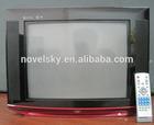 "NOVELSKY 14""-21"" CRT TV/14 inch -21 inch CRT TV/PURE FLAT & NORMAL FLAT"