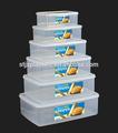 BPA FREE rectangular wholesale plastic container