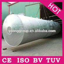 small energy saving 16mm bioler plate safe rubber refinery machine