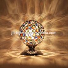 JTL-TL1196 Multicolor Crystal Diamond Table Lamp led lamp table
