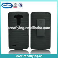 mobile phone manufacturer belt clip holster for lg g3 case