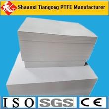 Ptfe skived sheet tape, ptfe virgin grade sheet, natural white ptfe sheet
