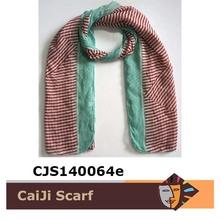 Fashion women woven scarf alipay italian
