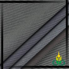 Free sample white pinstripe with different ground color dubai fabric M-77004 dubai fabric