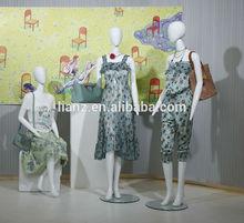 dress form mannequin for store fixture