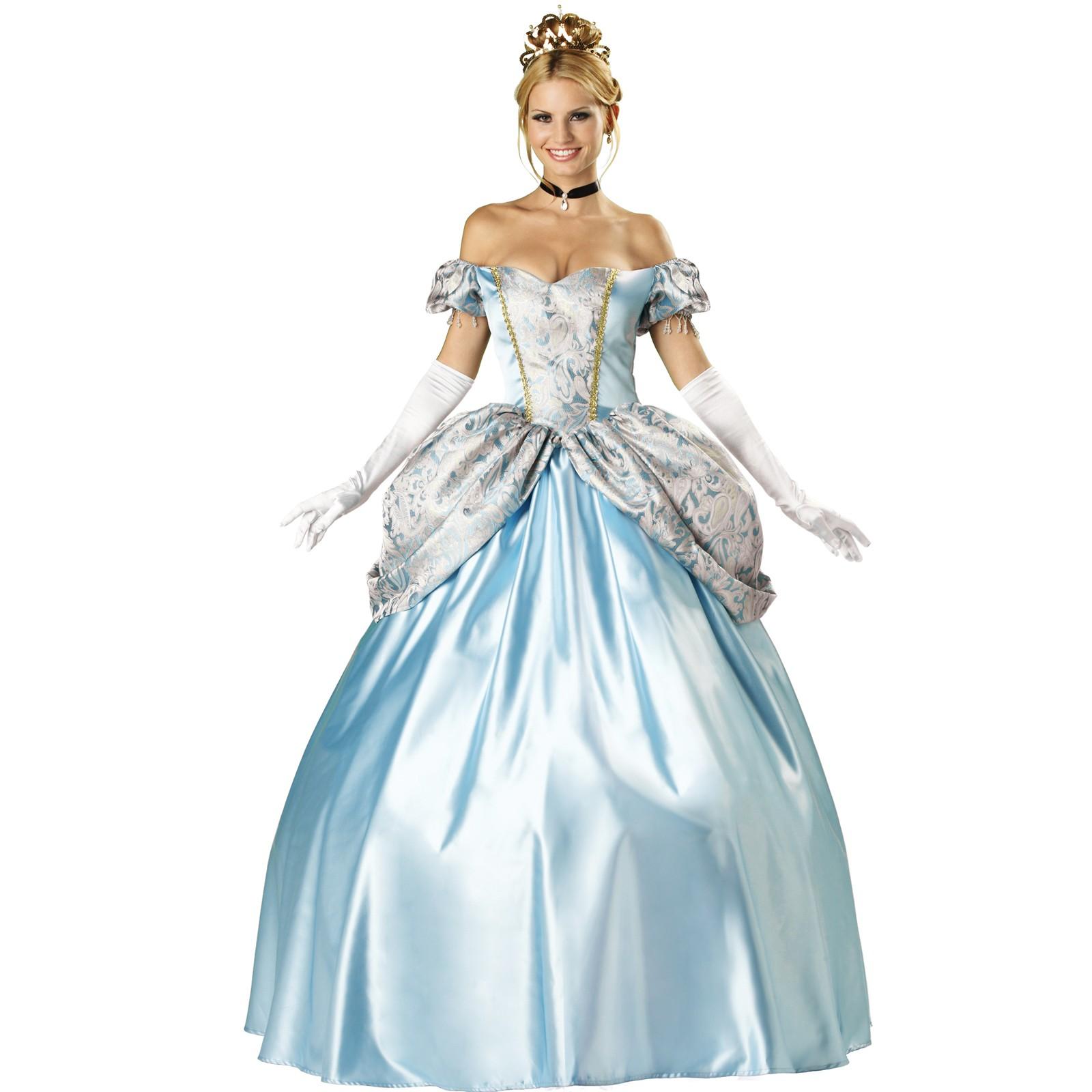 Blue Halloween Costumes For Women Women Halloween Costume