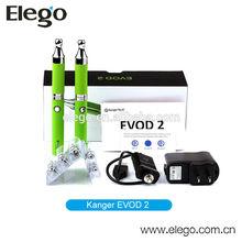 Top sale 2014 ecig kanger technology eVod 2 kit