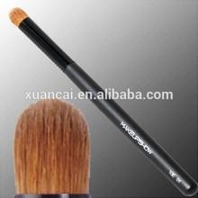 OEM Goat / Sable Hair Round Cosmetic Eyeshadow Makeup Brush