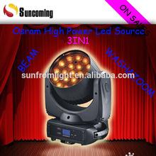 Martin Auro 19X12W ZOOM LED Moving Head Light