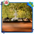 SGB64 geomancia Zen Decoración del jardín , Buda, Artesanía