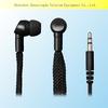 Fashionable 3.5mm Shoestring Shoelaces Waterproof Earphones