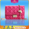 brand designer genuine leather clutch woman hand bags 2014
