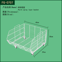 Modern design of factory direct sale metal hanging storage baskets,metal hanging baskets widely used in supermarket