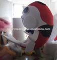 traje da mascote fabricante de carnaval traje peixes adultos traje peixes