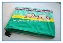 100 polyester fleece fabric for blanket