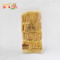Salty exotic food rice vietnam cookies in bulk