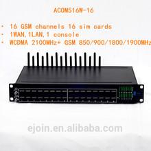 3G CDMA Gateway gsm voip goip gateway sip trunk to asterisk ip pbx