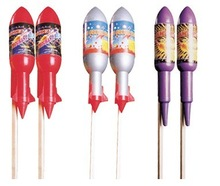 Bottle fireworks big rockets for sale