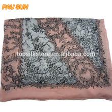 fancy wrap chiffon fashion shawl muslim scarf