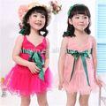 nova do algodão laço especial crianças vestido menina de flor do reino unido vestido anarkali para meninas
