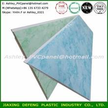 Factory Wholesale PVC Ceilings Plastic Tile Shower Waterproof Bathroom Wall Panels