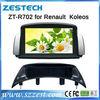 ZESTECH car dvd with android can-bus car gps for Renault Koleos with dvd car gps navigator mp3 player digital TV