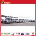2014 venda quente semi reboque misturador de cimento, Misturador de cimento caminhão usado