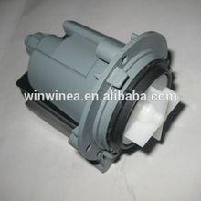 Máquina de lavar roupa bomba de drenagem/bomba de água para máquina de lavar roupa