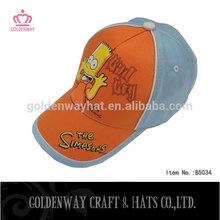 Good Sale Newest 5 Panels Kids Caps 100% Cotton Children Hats