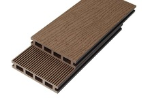 waterproof outdoor wood plastic composite decking