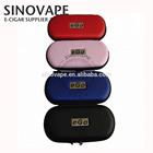 New Design Colorful Leather EGO Case For E Cigarette