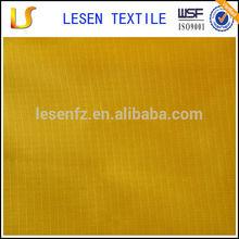 Lesen textile ripstop taffeta soil release finish fabric