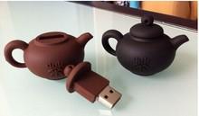 newest prodcuts red teaport usb memory,4GB 8GB 16GB usb flash drive