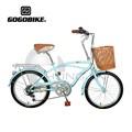 De gama alta de bicicletas de