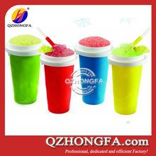 2014 best summar squeeze cup slushy maker