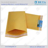 China wholesale kraft envelopes with bubble inside