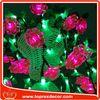 Christmas decoration led lighted flower tree