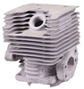 Two stroke Brush cutter high quality Engine parts Air cylinder piston kit BG328