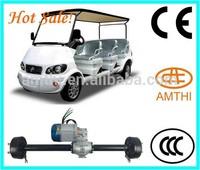 rickshaw motor china, best new popular cargo prtrol e tricycle motor, high power 48V 1000W babaj auto battery