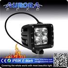 Aurora high efficiency 2 inch work light police motorcycle light