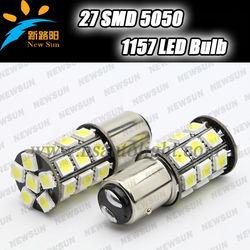 1157 Led Light 27 Smd 5050 Auto Led Bulb Brake Light Tail Lamp Park Light