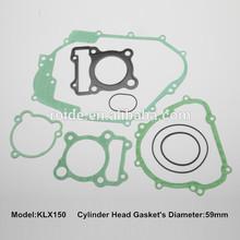 KLX 150 for motorcycle full gasket