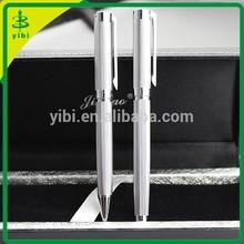 JD-JB Metal silver ballpoint pen luxury gift pen
