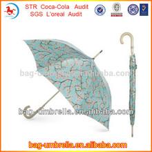 advertising aluminum umbrella hand parasols sun