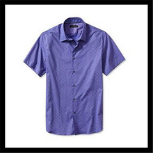 fashionable patterns new style high quality casual mens shirts slim for sale